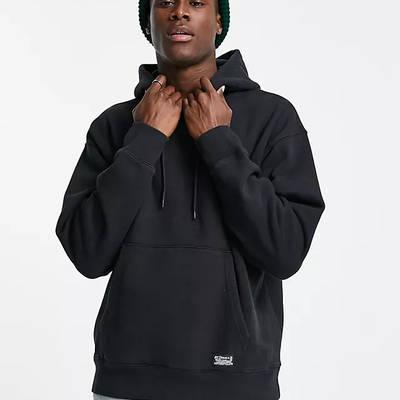 Levi's Skateboarding Kangaroo Pocket Relaxed Fit Hoodie Black
