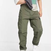 Levi's Skateboarding Ripstop Cargo Trousers Dark Green
