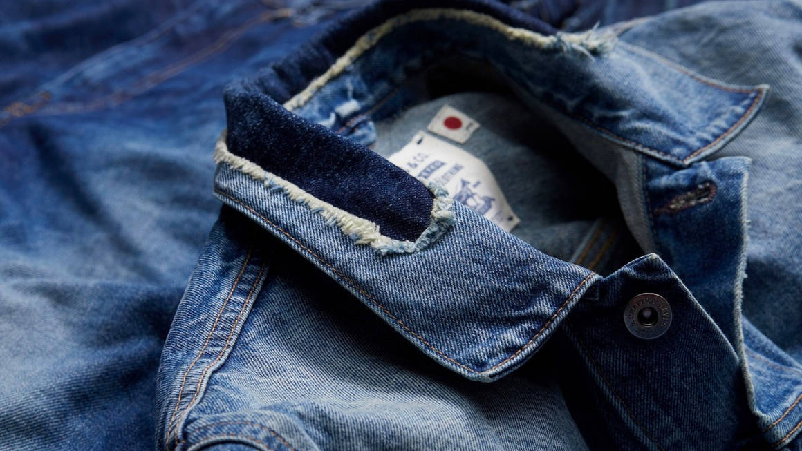Levi's Continue Its Celebration of Japanese Craftsmanship for Fall/winter 2021