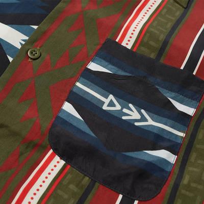 Maharishi Broken Arrow Vacation Shirt Multi Detail 2