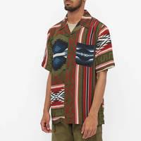 Maharishi Broken Arrow Vacation Shirt Multi Front