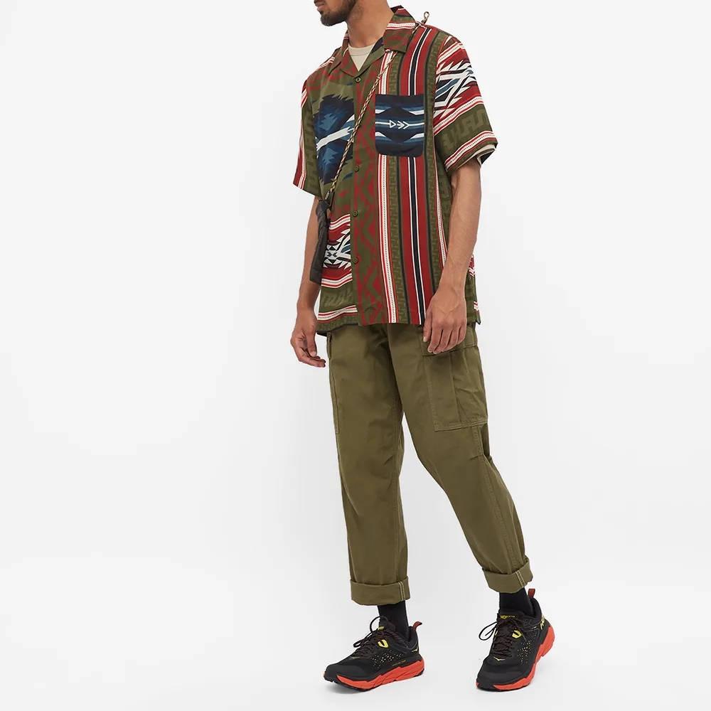 Maharishi Broken Arrow Vacation Shirt Multi Full