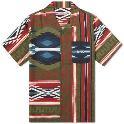 Maharishi Broken Arrow Vacation Shirt Multi
