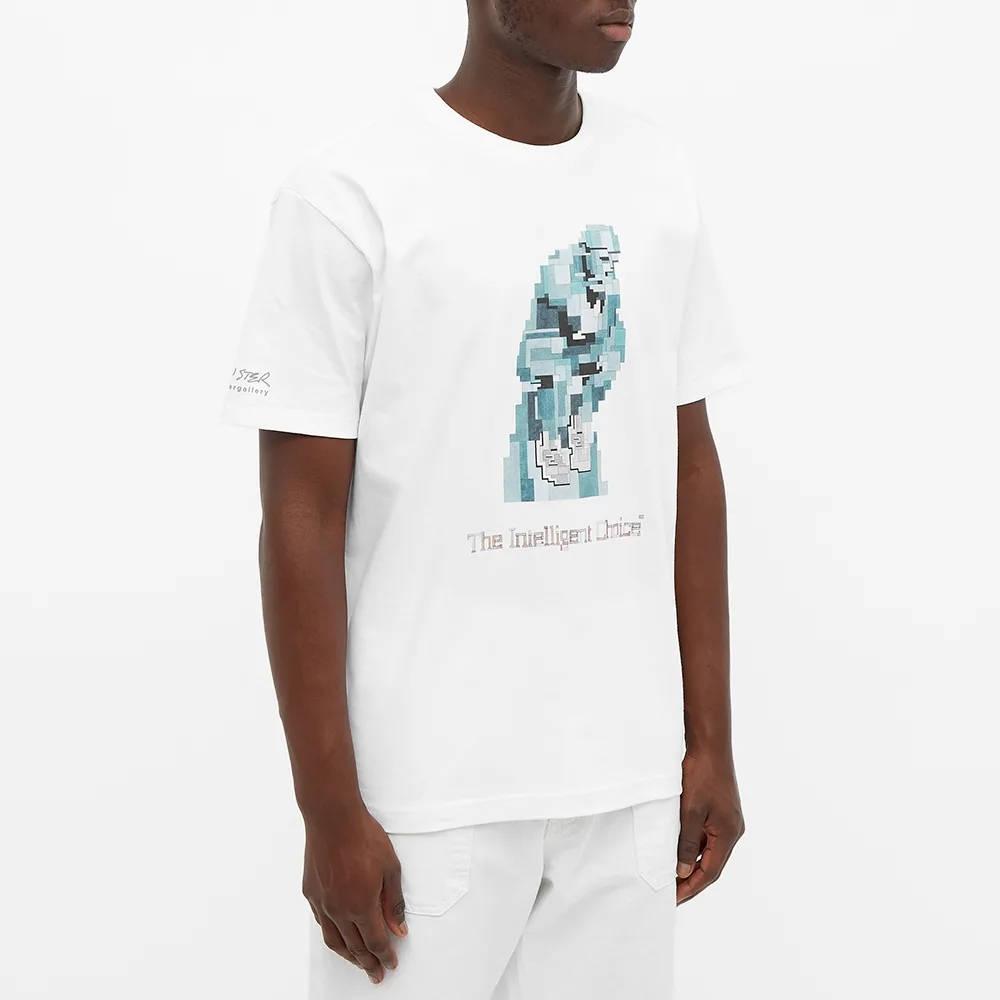 New Balance NB Athletics Artist Lister T-Shirt MT13556 Front