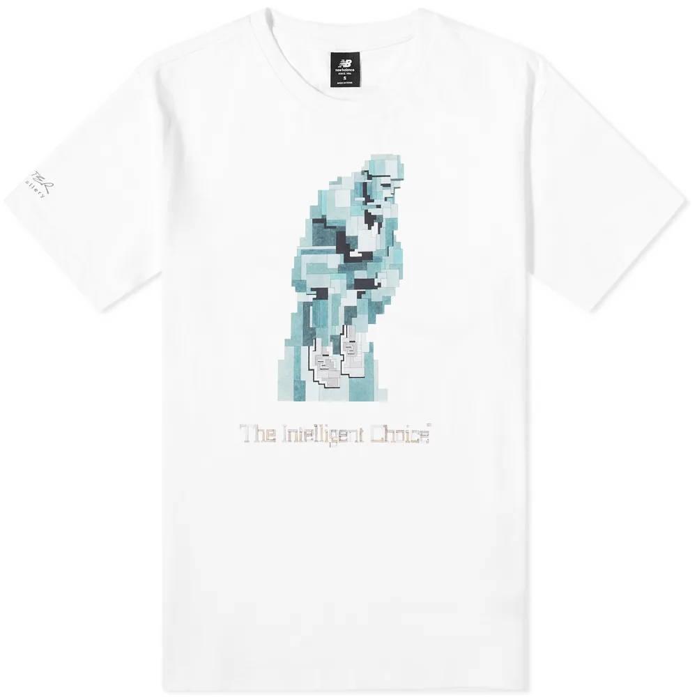 New Balance NB Athletics Artist Lister T-Shirt MT13556