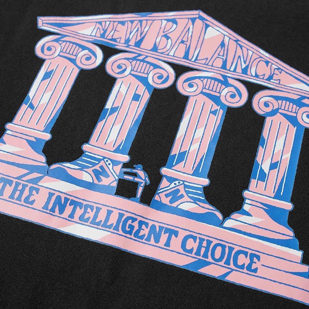 New Balance NB Athletics Delorenzo T-Shirt MT13559 Detail 2