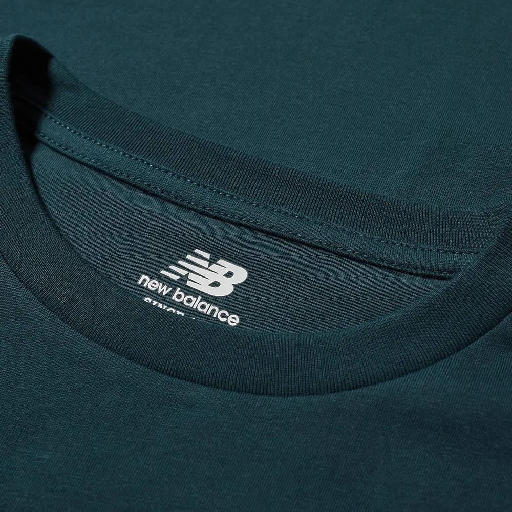 New Balance NB Essentials Embroidered T-Shirt MT11592 Detail 2