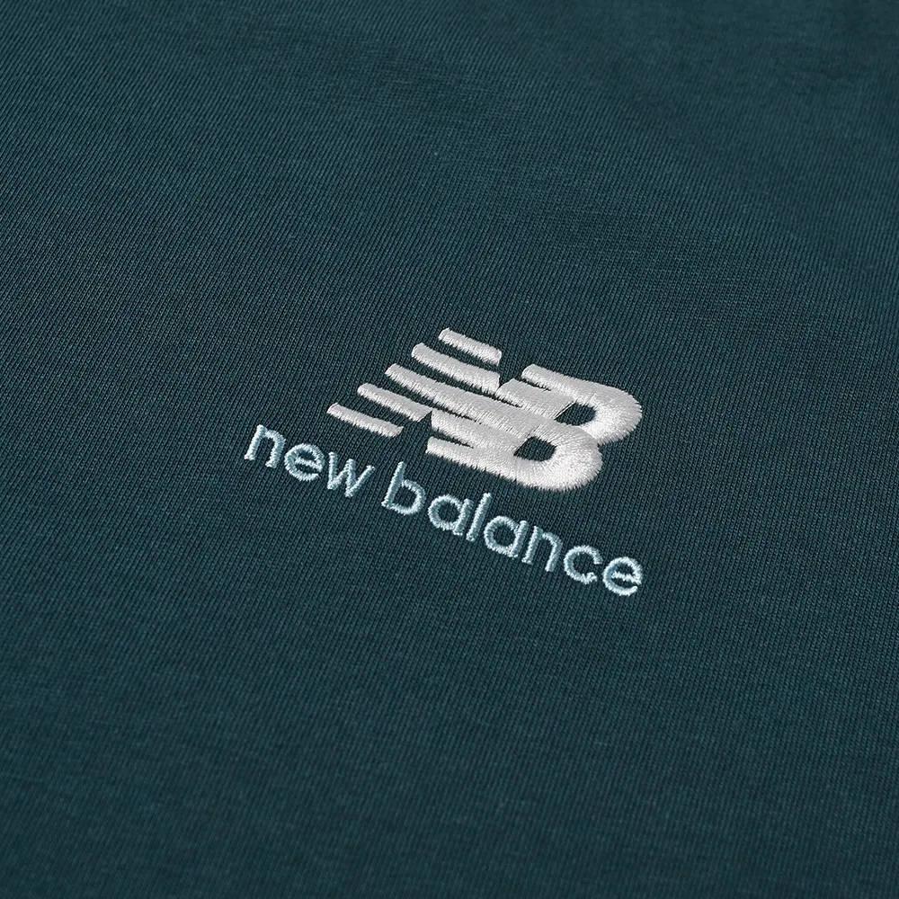 New Balance NB Essentials Embroidered T-Shirt MT11592 Detail