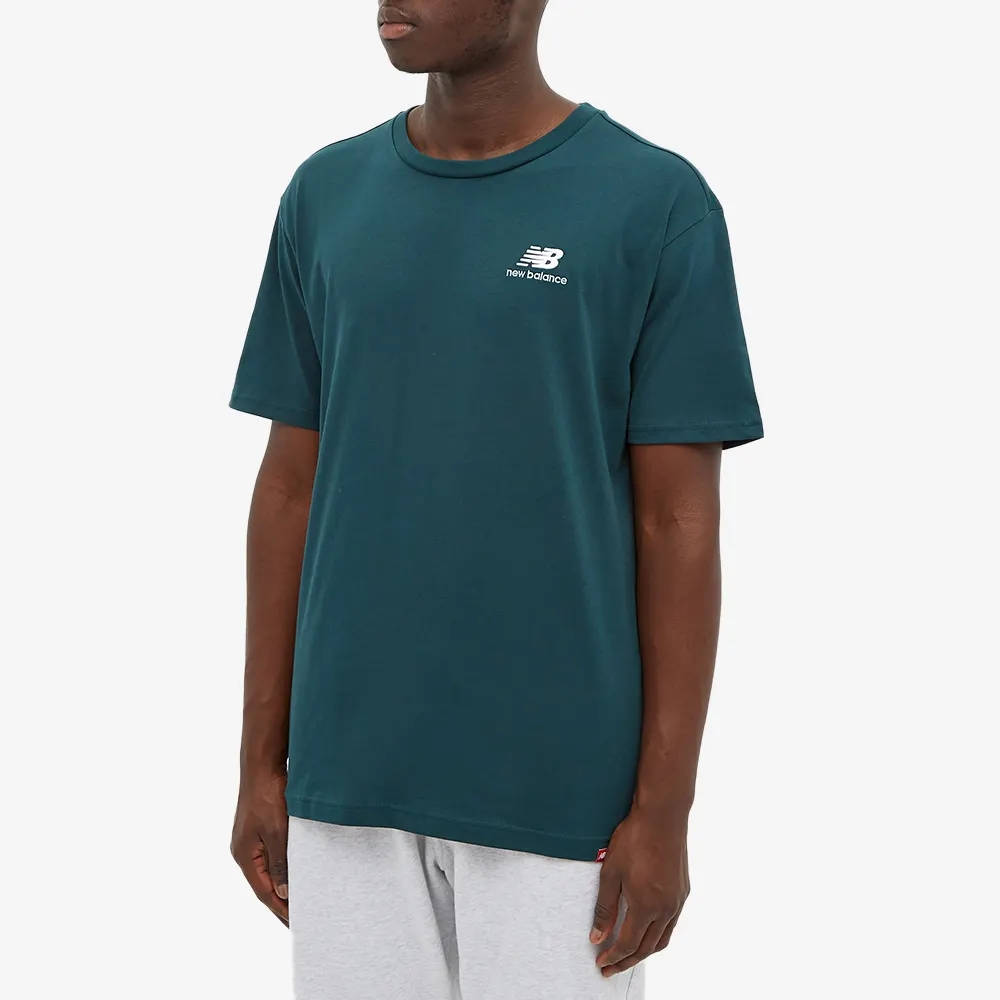 New Balance NB Essentials Embroidered T-Shirt MT11592 Front