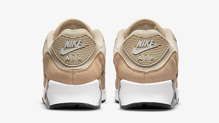 Nike Air Max 90 Premium Hemp DA1641-201 Back