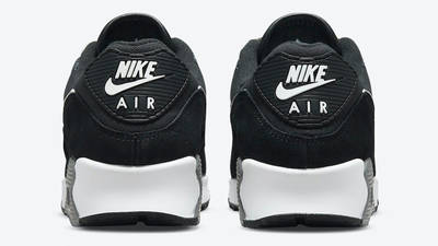 Nike Air Max 90 Premium Off-Noir Black Back