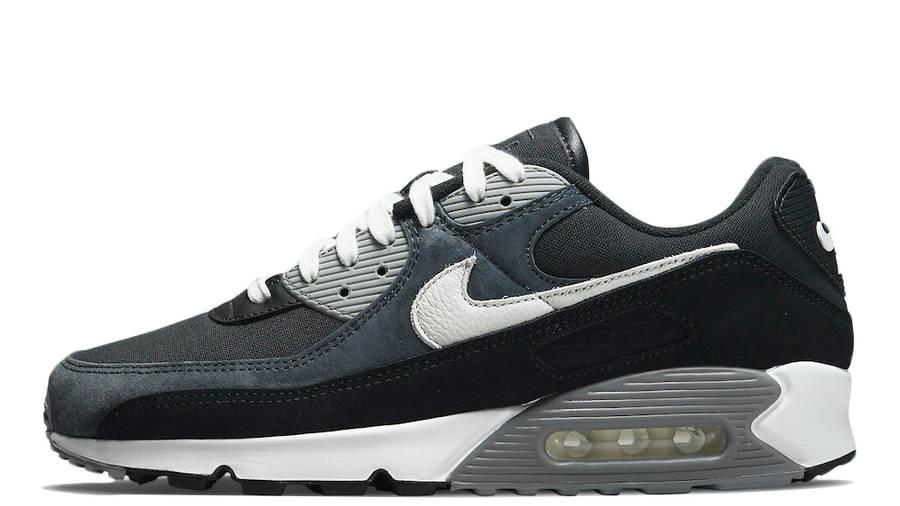 Nike Air Max 90 Premium Off-Noir Black