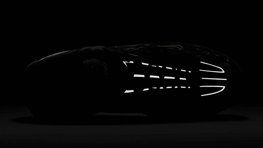 Nike Air Max Plus 3 Black Hazel Rush Volt DM9097-001 in dark