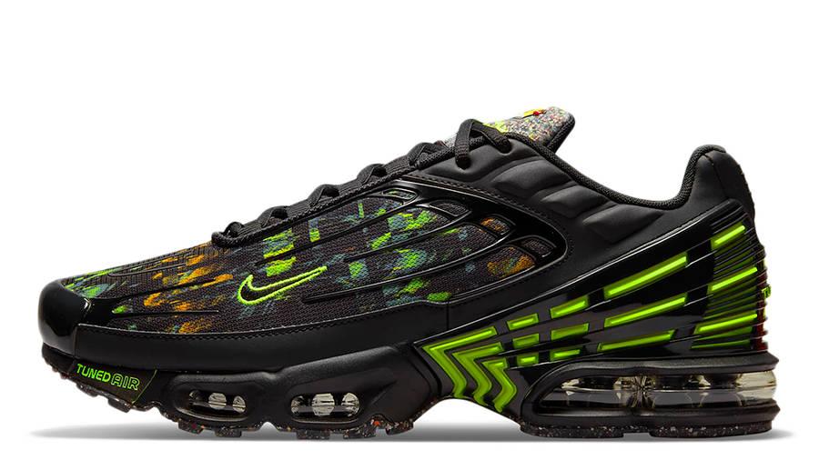 Nike Air Max Plus 3 Black Hazel Rush Volt DM9097-001