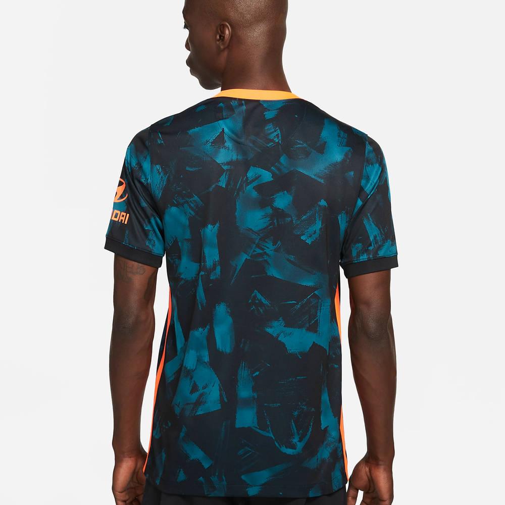Nike Chelsea F.C. 2021-22 Stadium Third Football T-Shirt DB5894-468 Back
