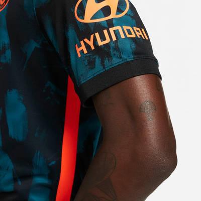 Nike Chelsea F.C. 2021-22 Stadium Third Football T-Shirt DB5894-468 Detail