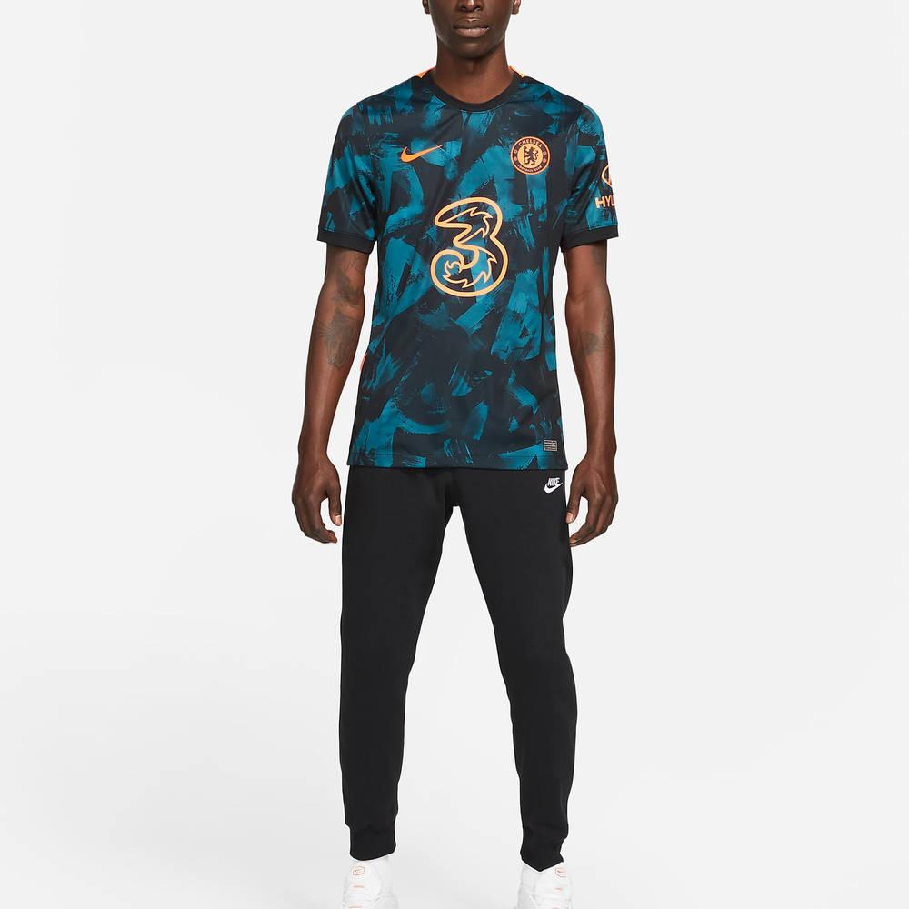 Nike Chelsea F.C. 2021-22 Stadium Third Football T-Shirt DB5894-468 Full
