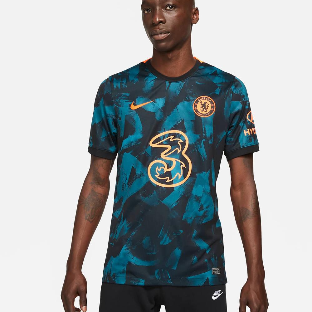 Nike Chelsea F.C. 2021-22 Stadium Third Football T-Shirt DB5894-468