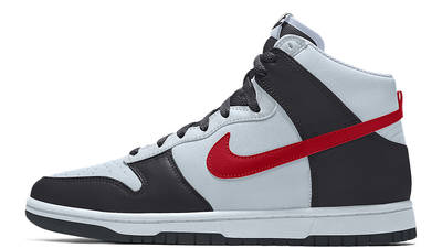 Nike Dunk High By You Multi