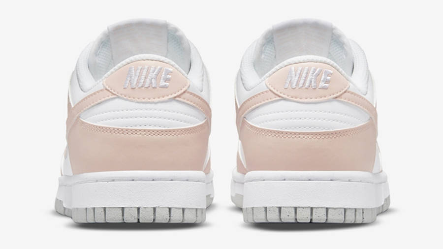 Nike Dunk Low Move to Zero Pink DD1873-100 Back