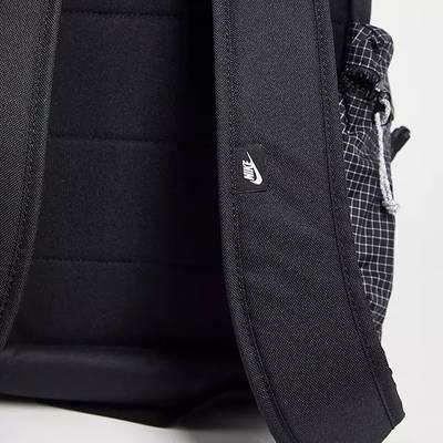 Nike Heritage Backpack Black Detail 2