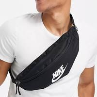 Nike Heritage Bumbag Black