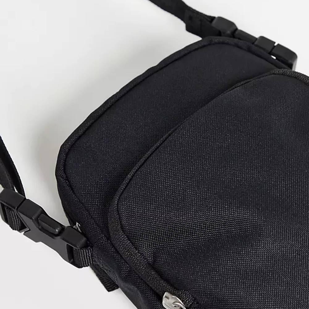 Nike Heritage Crossbody Bag Black Detail