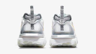 Nike React Vision Multi Swoosh White Smoke Grey DM9095-101 Back