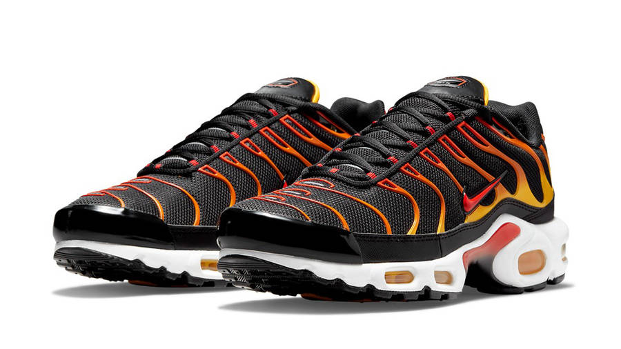 Nike TN Air Max Plus Reverse Sunset Front