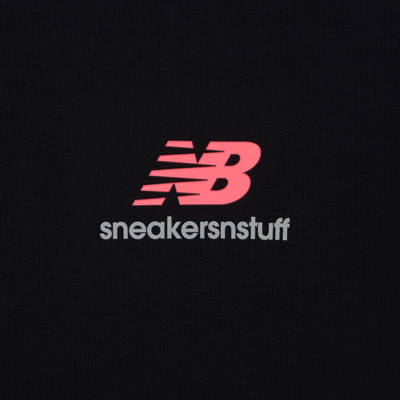 SNS x New Balance Short-Sleeve Graphic T-Shirt MT11620B Detail