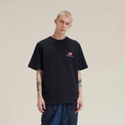 SNS x New Balance Short-Sleeve Graphic T-Shirt MT11620B Front