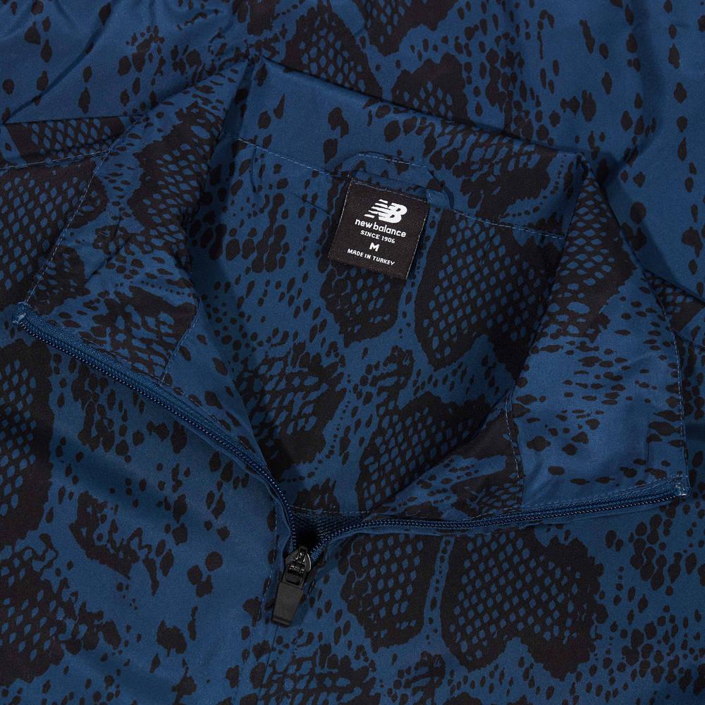 SNS x New Balance Snake Print Track Jacket MJ11600 Detail