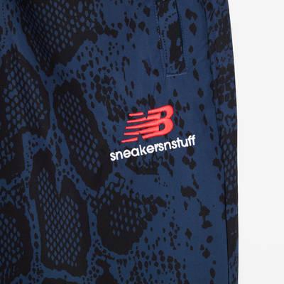 SNS x New Balance Snake Print Track Pant MP11601 Detail 2