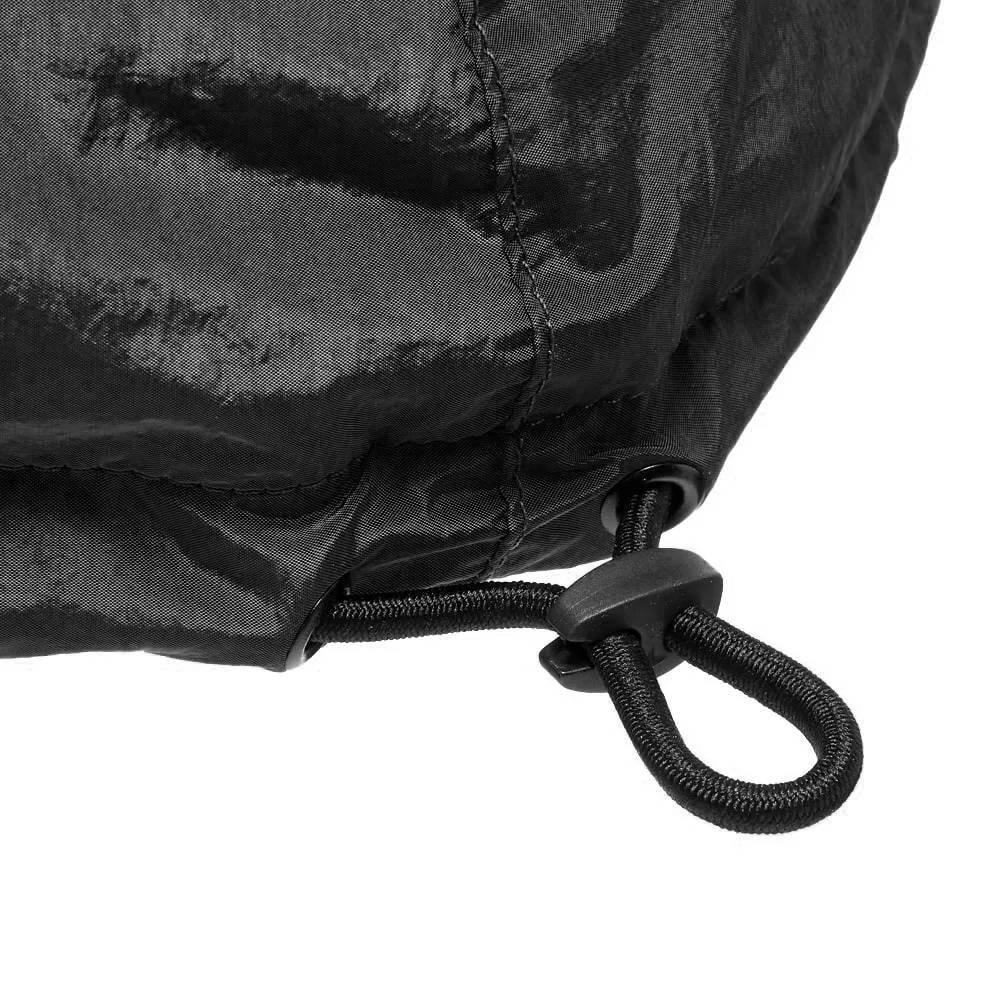 Stone Island Nylon Metal Cap Black Detail