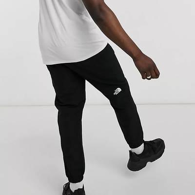 The North Face Black Box Trousers Black Back