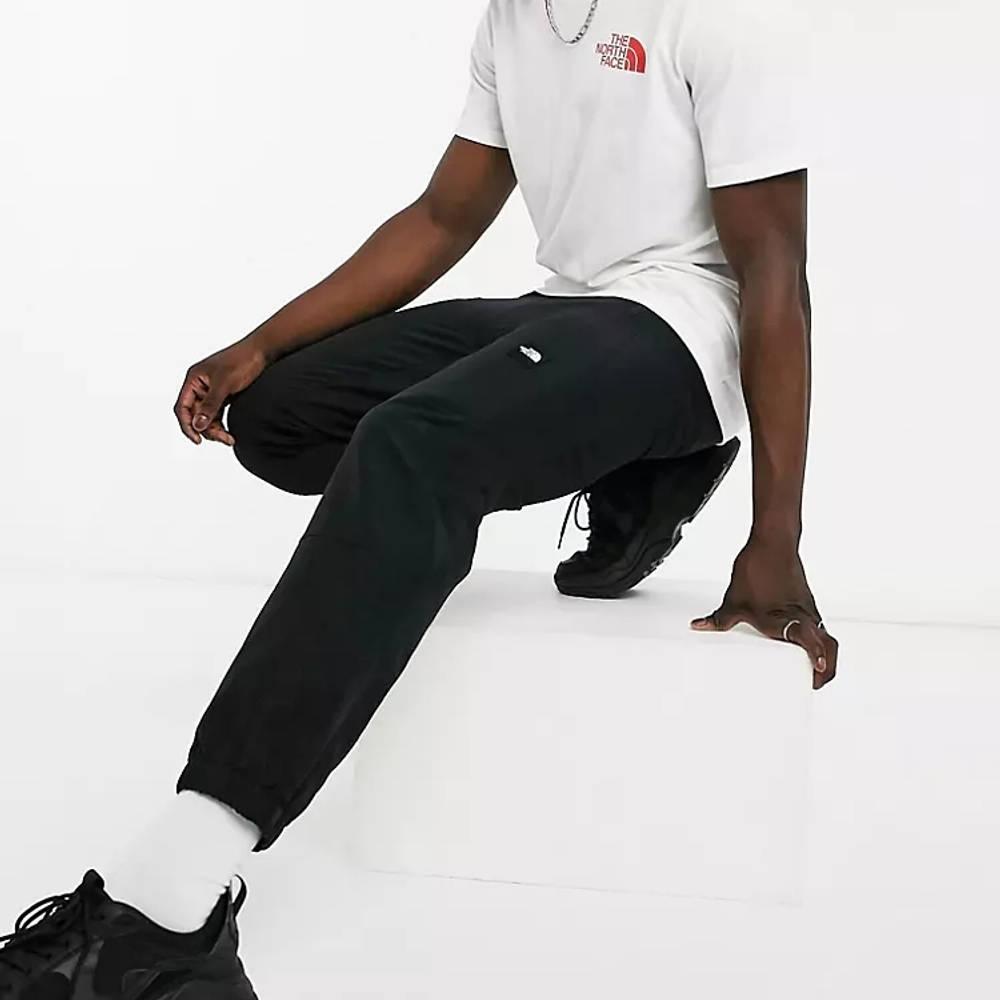 The North Face Black Box Trousers Black Full