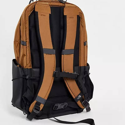 The North Face Borealis Backpack Brown Back