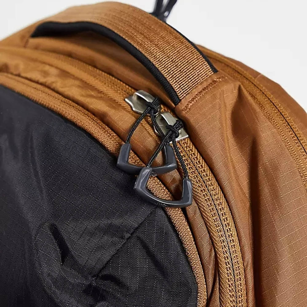 The North Face Borealis Backpack Brown Detail 2