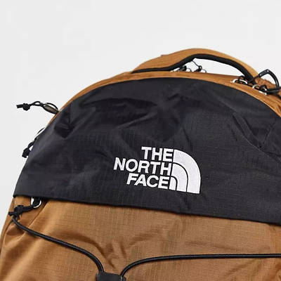 The North Face Borealis Backpack Brown Detail