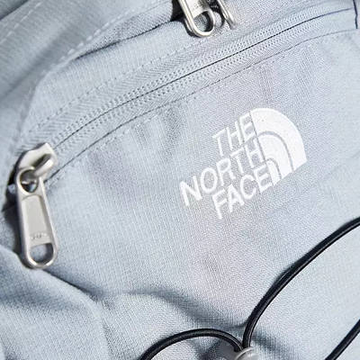 The North Face Borealis Classic Backpack Grey Detail