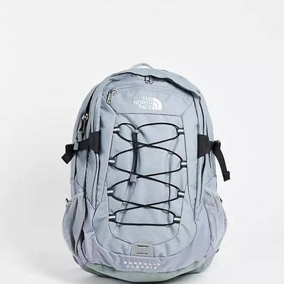 The North Face Borealis Classic Backpack Grey