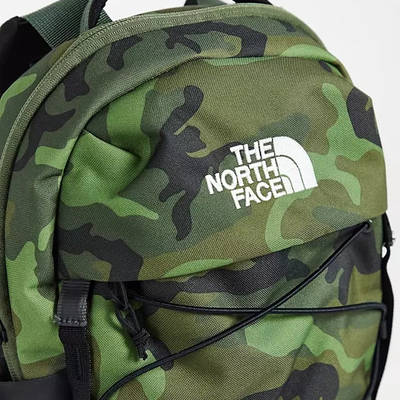 The North Face Borealis Mini Backpack Camo Detail 2