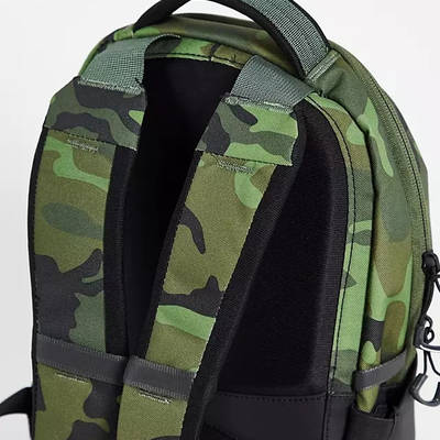 The North Face Borealis Mini Backpack Camo Detail 3