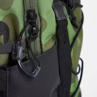 The North Face Borealis Mini Backpack Camo Detail