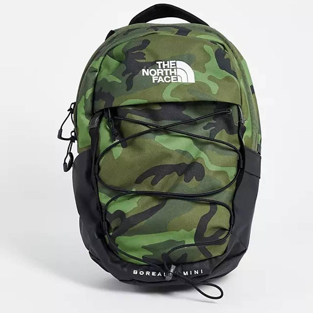 The North Face Borealis Mini Backpack Camo