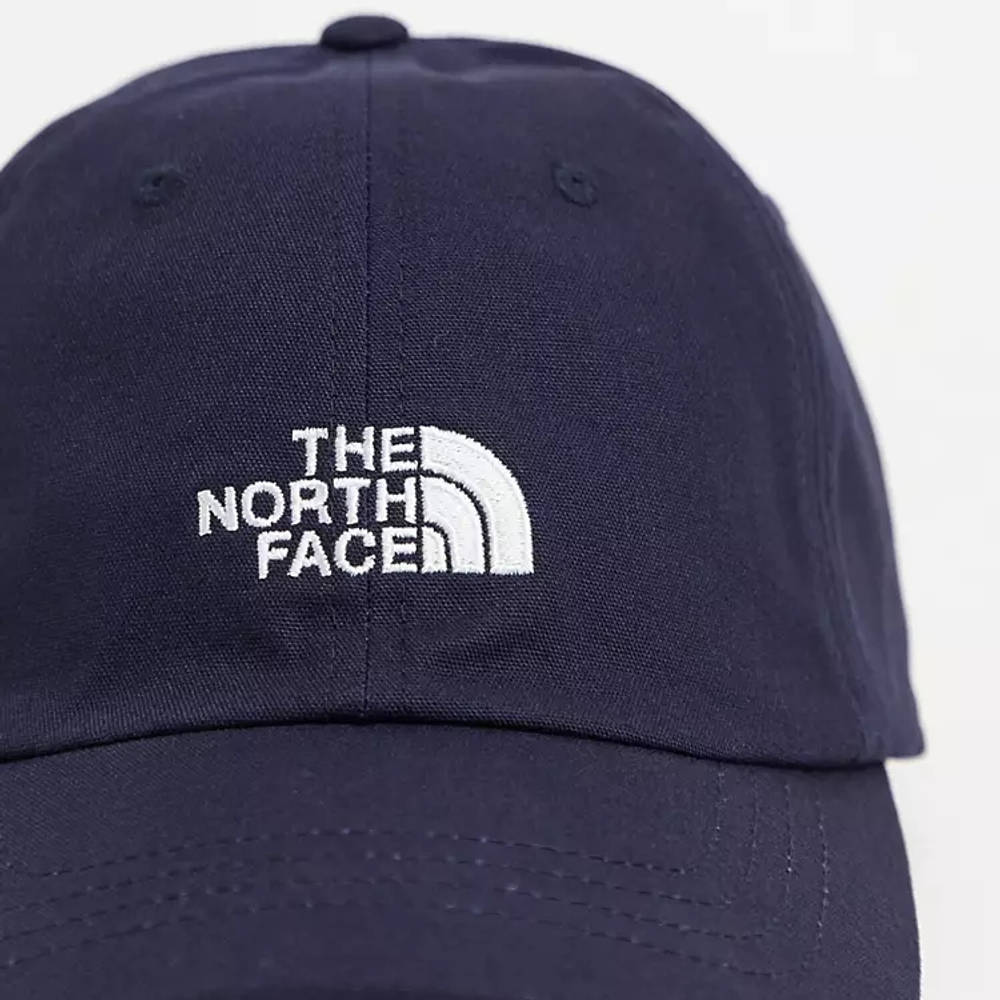 The North Face Norm Cap Navy Detail