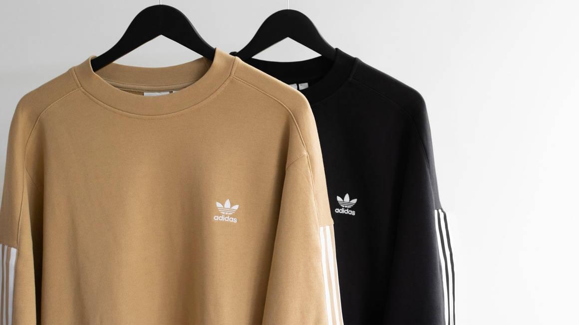 Make this adidas Adicolour Piece Your New Go-To Sweatshirt