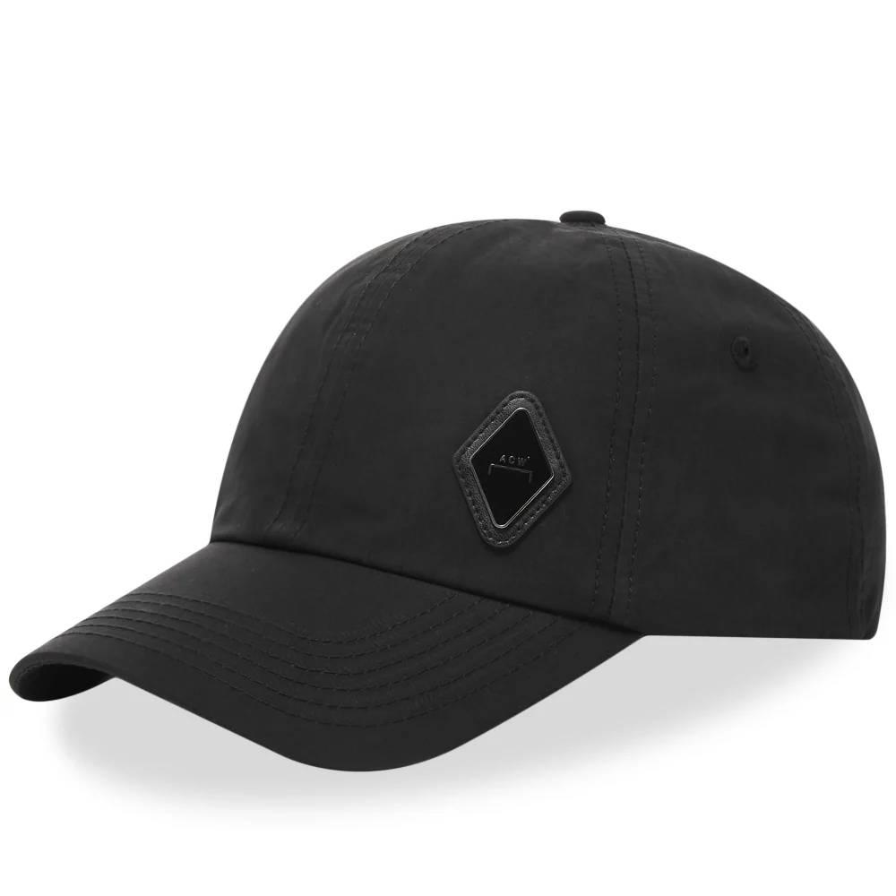 A-COLD-WALL Diamond Cap Black