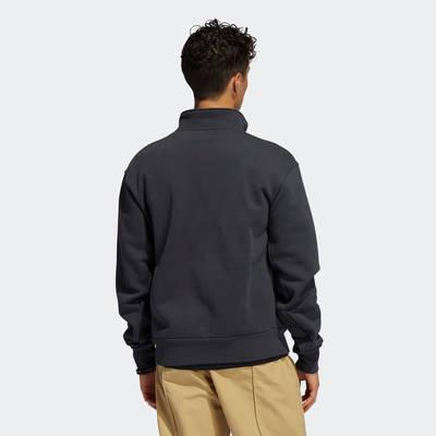 adidas Heavyweight Shmoofoil 1-4 Zip Sweatshirt GR8771 Back