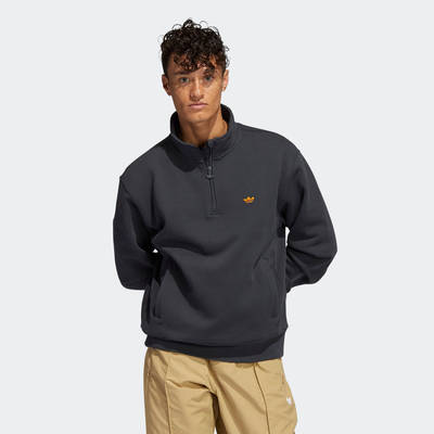 adidas Heavyweight Shmoofoil 1-4 Zip Sweatshirt GR8771